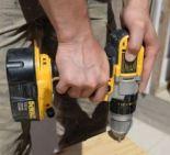 using drill