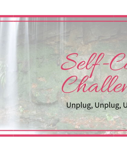 self care unplug