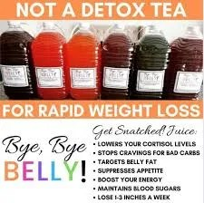 Bye Bye Belly Tea