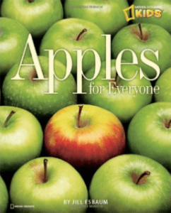Apples for Everyone and other great books for teaching about apples!