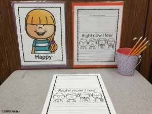 Time out space for kids to reflect on their behavior. (Includes free poster and tracking paper.)