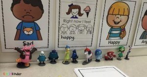 Inside Out Writing Activity with Freebie!