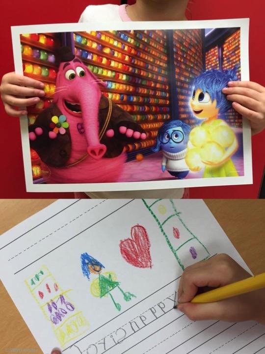 Teachers Love Disney Lithograph