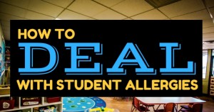 How To Deal with Student Allergies