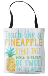 How teachers are like pineapples.