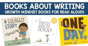 BOOKS ABOUT WRITING - GROWTH MINDSET BOOKS