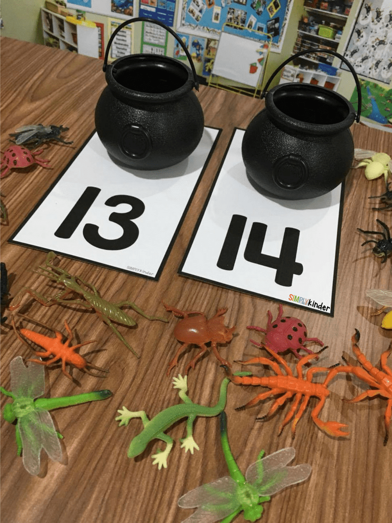 Spider Counting Center - Free