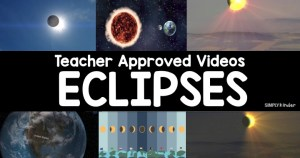 Eclipse Videos for Kids from Simply Kinder