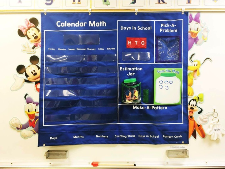 Disney classroom theme