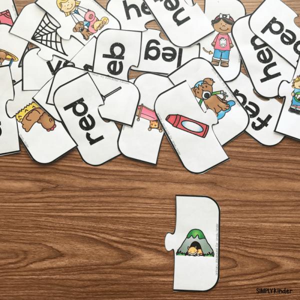 Short E Puzzles