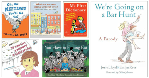 Completely Inappropriate Read Aloud Books for Teachers