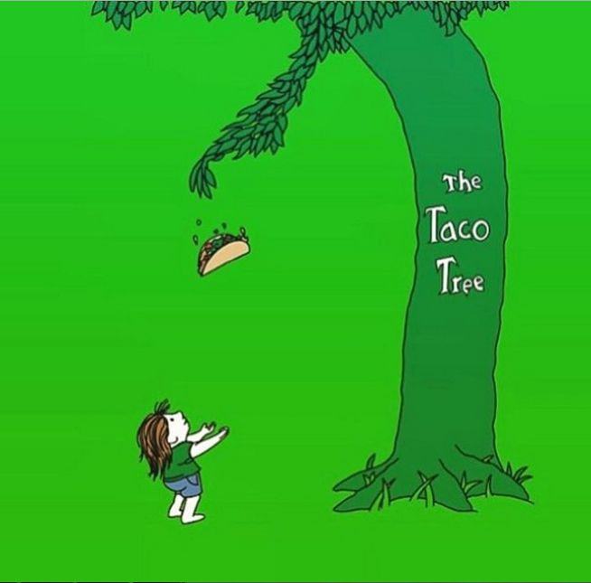 Completely Inappropriate Read Aloud Books Teachers Love - The Taco Tree