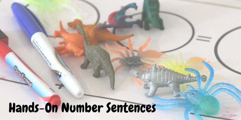 Hands-On Number Sentences