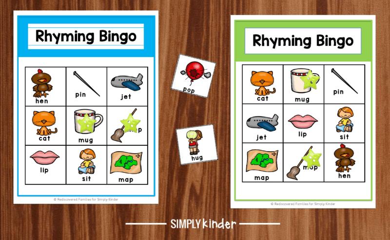 Bingo Game mats