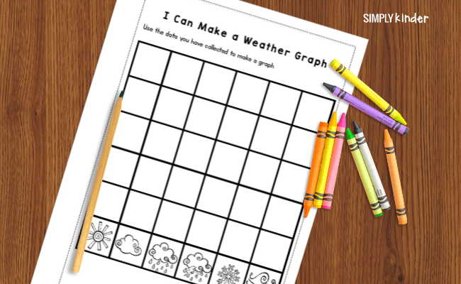 weather journal graph