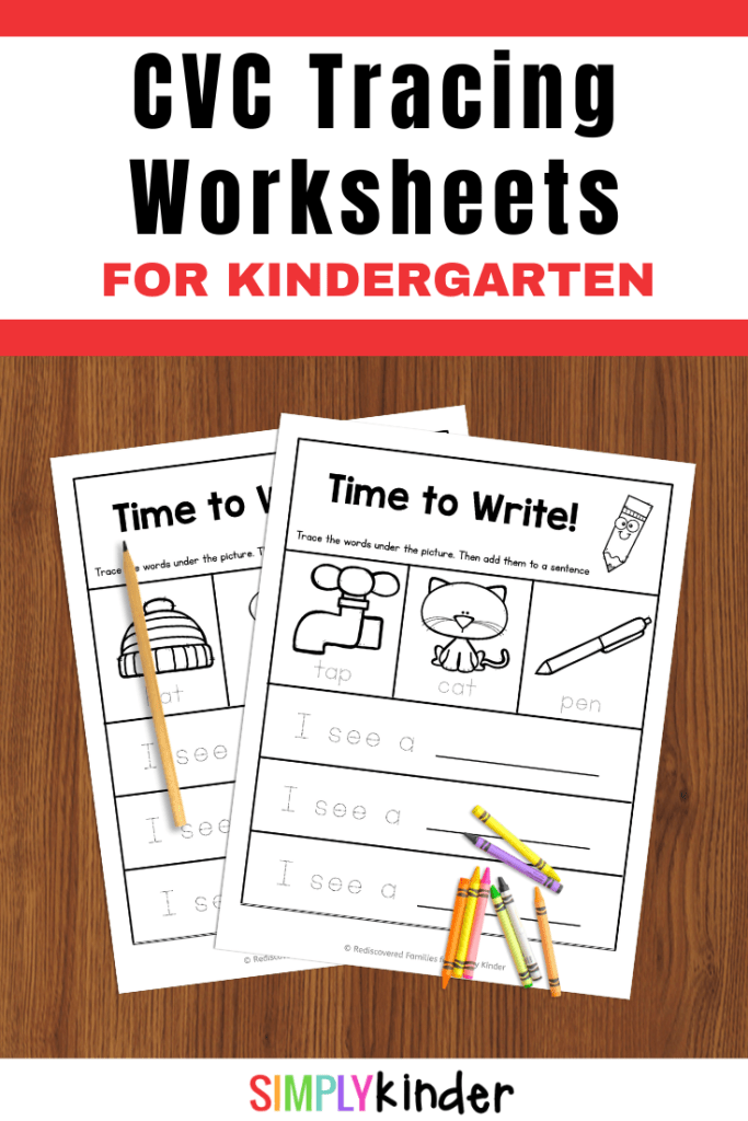 tracing worksheets ready to use