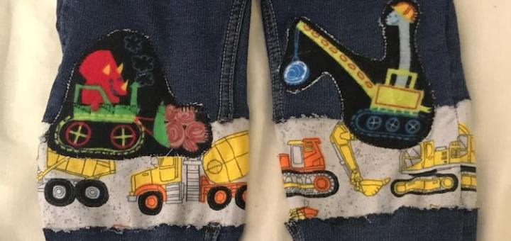 Patching and Extending Pants