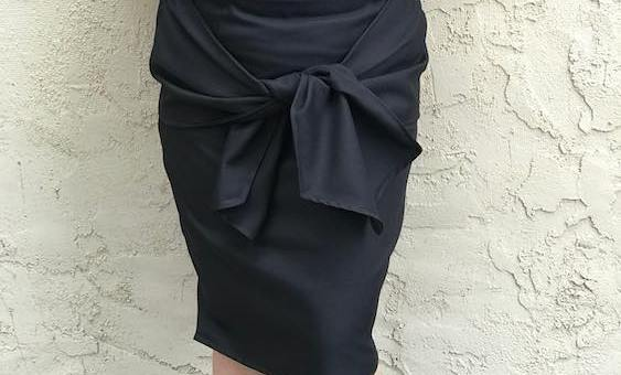The Paige Pencil Skirt