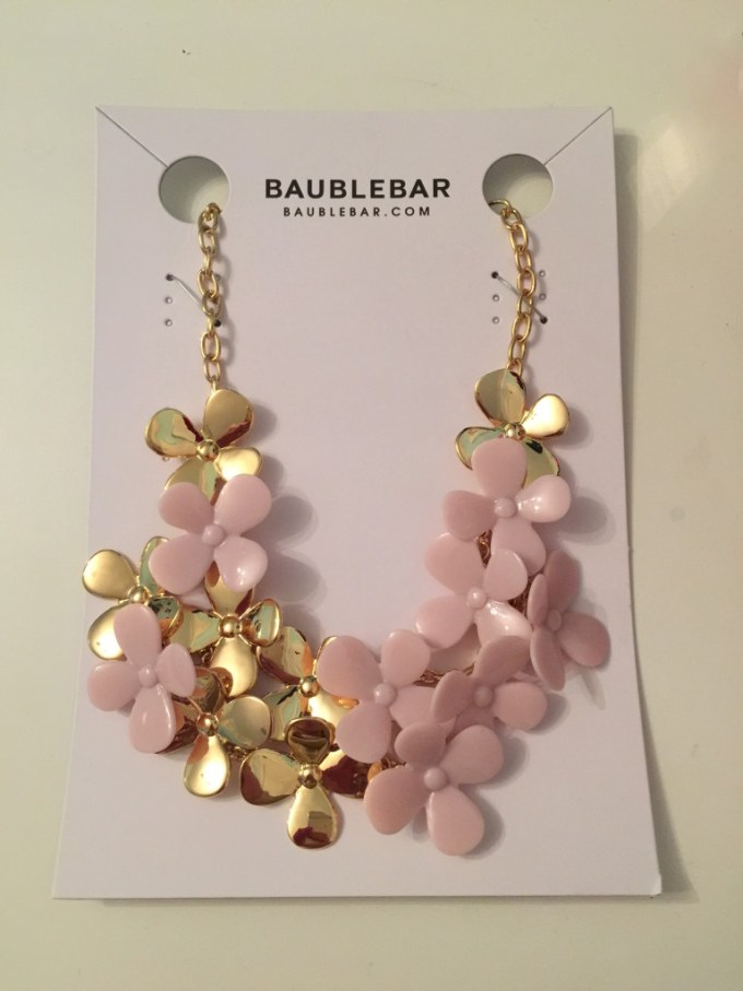 Bauble Bar Haul