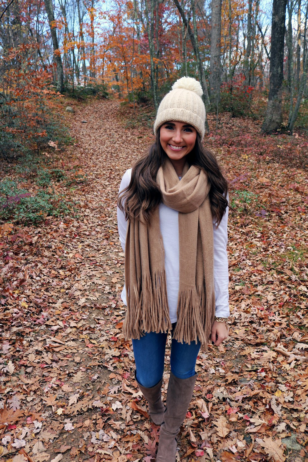 cozy outfit + cyber monday sales