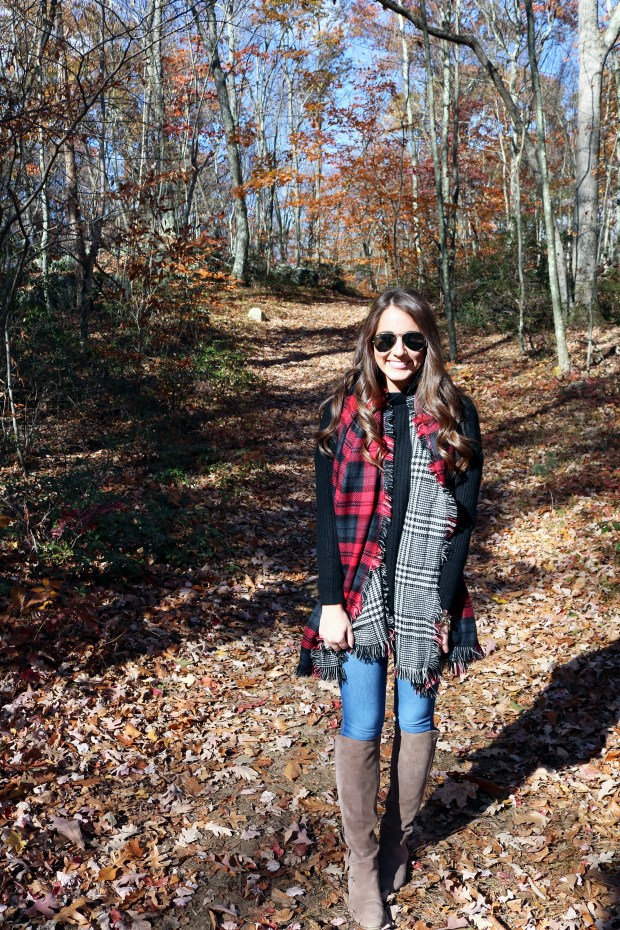 Reversible Scarf + Giveaway