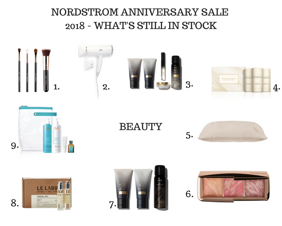 NORDSTROM ANNIVERSARY SALE PUBLIC ACCESS: WHAT'S STILL IN STOCK