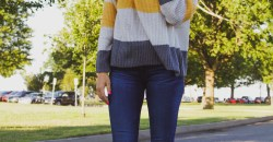 Affordable Striped Sweater