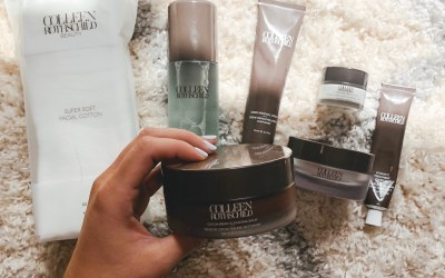 UPDATED SKINCARE ROUTINE WITH COLLEEN ROTHSCHILD