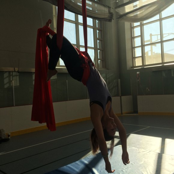 Must Try: Aerial Fitness