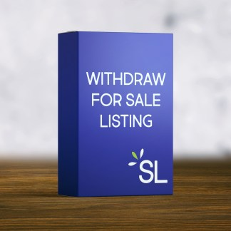 withdaraw a for sale fmls gamls listing