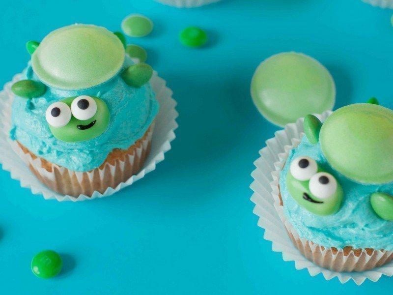 35 Ideen Geburtstag Cupcakes Ideen 25 21st Birthday Cupcakes