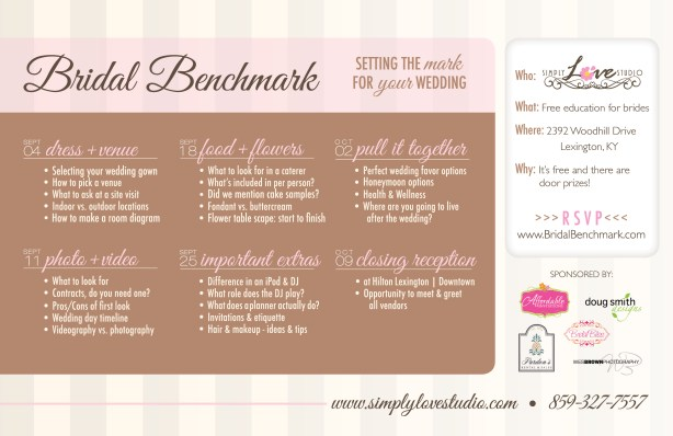 Bridal Benchmark