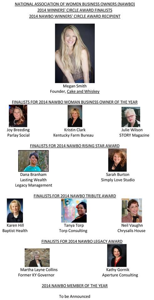 NAWBO Rising Star Award Winner