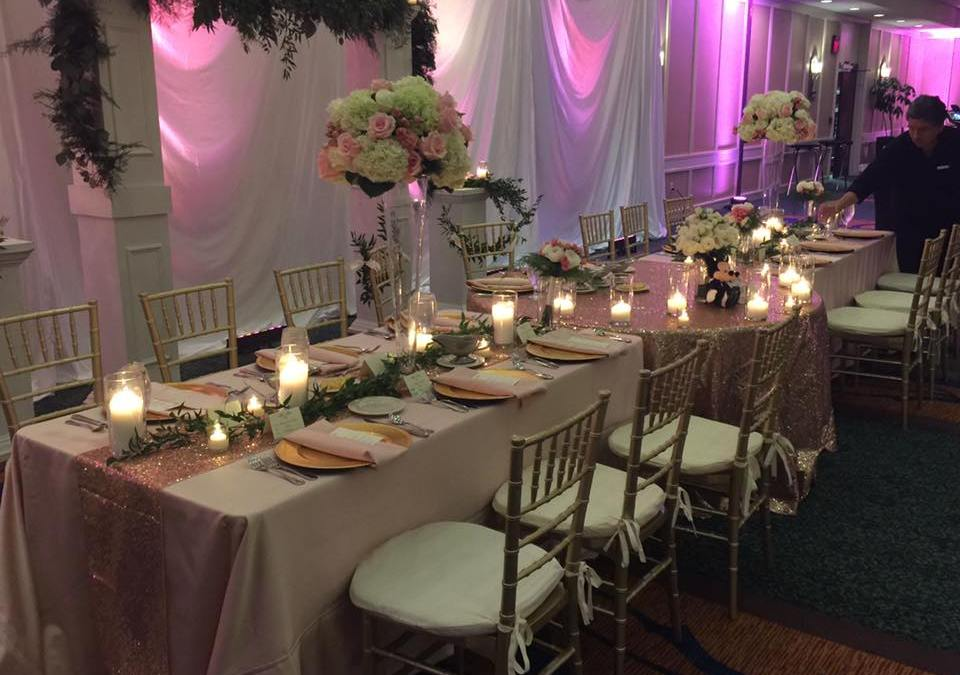 Doug Smith Designs and Events – Behind the scenes!