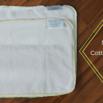 Nuggles! Naturals Bamboo/Organic Cotton Insert (Daytime) TODDLER {Review}