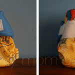 Newborn Diapers: bumGenius Littles Review