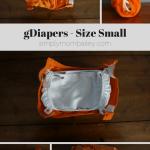 Newborn Diaper Covers: gDiaper {Review}