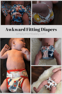 realities of cloth diapering