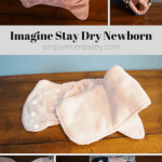 Newborn Diapers: Imagine Newborn AIO {Review}