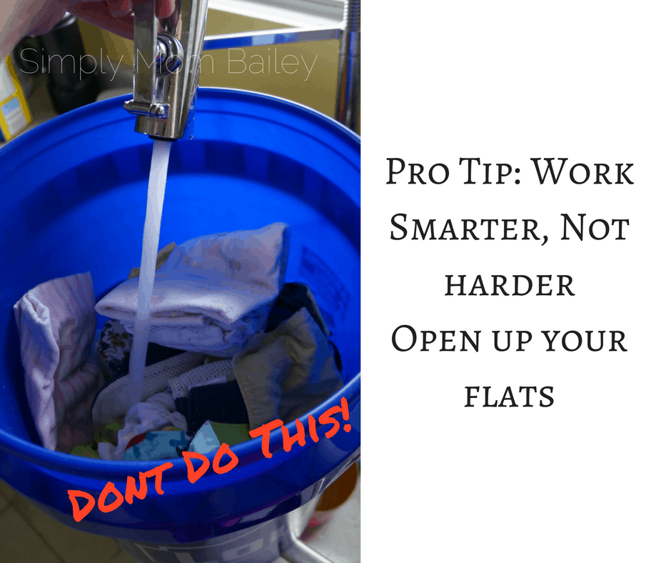 Pro Tip_ Work Smarter, Not harder Open up your flats