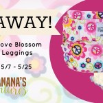 SOFTBUMS Love Blossom + Leggings Giveaway