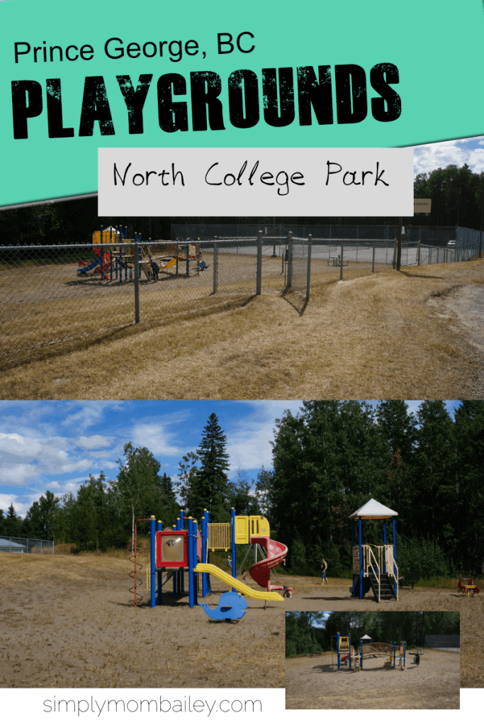 Playgrounds Prince George - North College Park