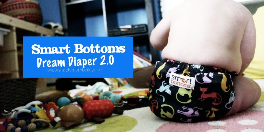 Smart Bottoms Dream Diaper 2.0 for Babies