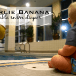 Swimming with Charlie Banana: Reusable Swim Diaper Review