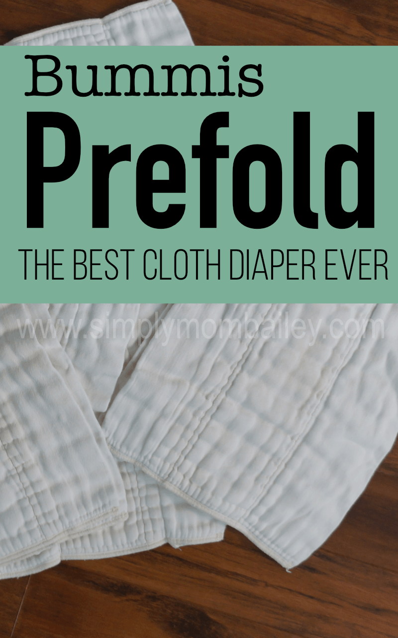 Bummis Prefold Cloth Diapers #bestclothdiapers #babies #clothdiapers #diapers #cloth #reusable #eco