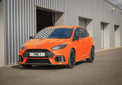 Focus RS Heritage Edition marks end of production