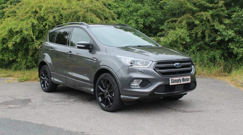 review ford kuga 2 0 tdci 180 awd st line x simply motor. Black Bedroom Furniture Sets. Home Design Ideas