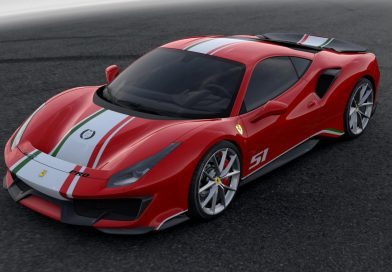 Ferrari 488 Pista 'Piloti Ferrari': many want it, few can have it