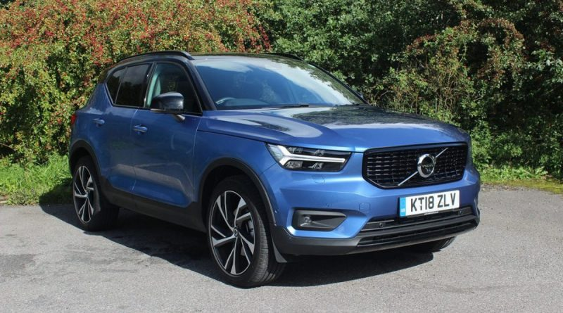 REVIEW – Volvo XC40 T5 R-Design Pro