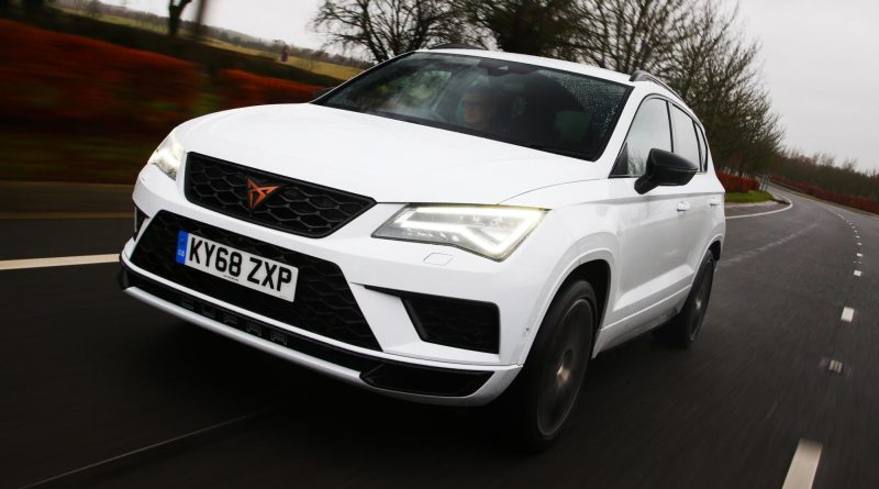 New Cupra Ateca